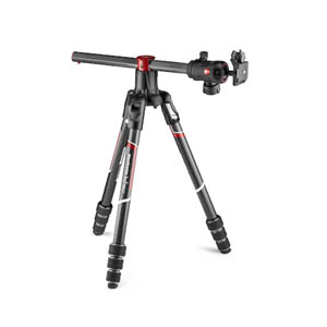 Manfrotto Befree GT XPRO Carbon Tripod Kit